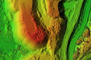 Drone surveying | drone imagery | Drone services for Digital Terrain Model (DTM)